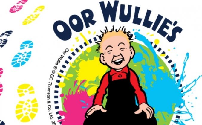 WRASAC's 'Oor Wullie' Bucket Trail Statue