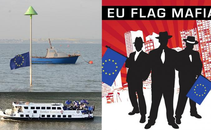 Europe Day Boat Party