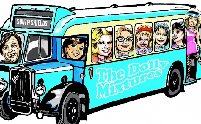The Dolly Mixtures Musical