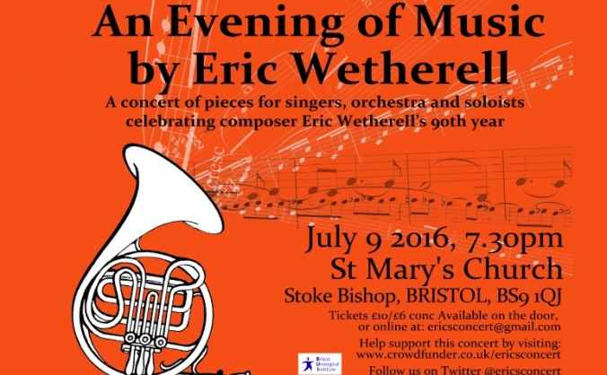 An Evening of Music by Eric Wetherell