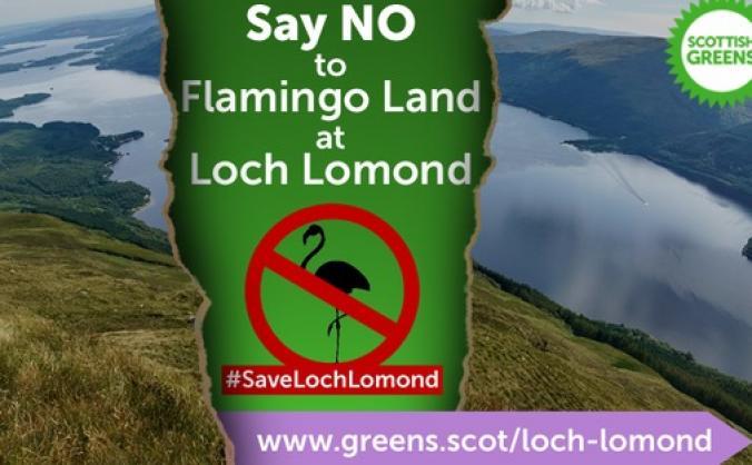 Save Loch Lomond