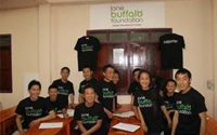 Lone Buffalo English School in Laos