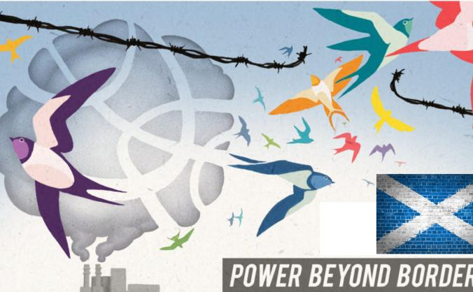 Scotland goes to Power Beyond Borders