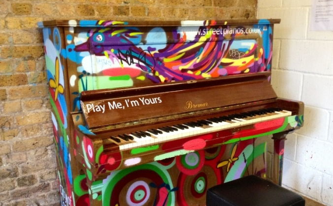Herne Hill Piano Plea