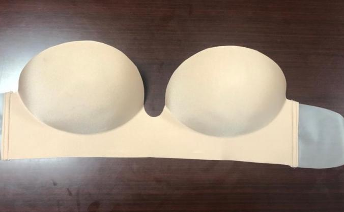 The Butterfly Adhesive Bra