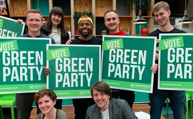 #TeamMagid - Let's get Magid elected as an MEP!