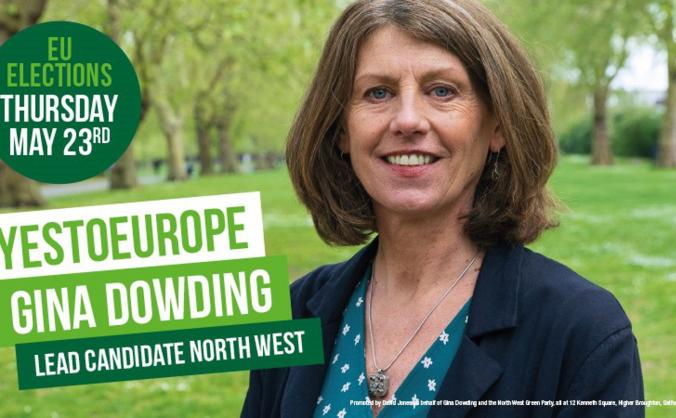 Liverpool Greens EU Election Campaign