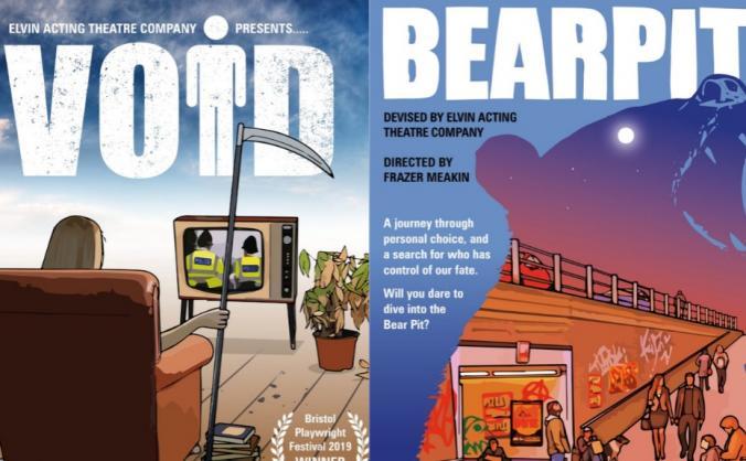 E.A.T Company Presents: Void & Bearpit @ Ed Fringe