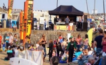 Joe Way Paddle for life and Sunset Music sessions