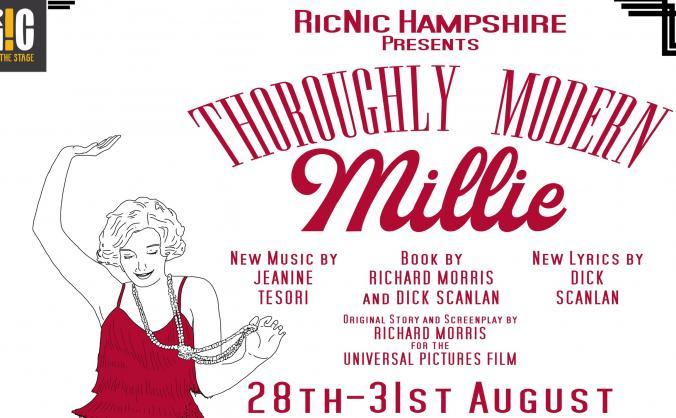 RicNic Hampshire: Thoroughly Modern Millie
