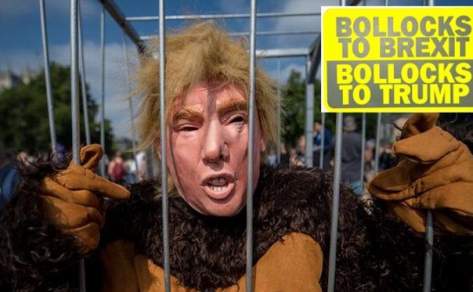 Bollocks To Trump