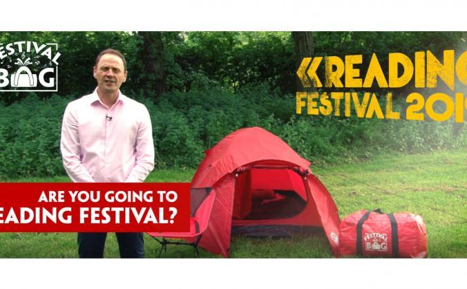 FestivalBag for Reading Festival 2019