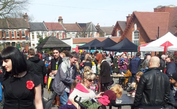 Wightman Street Party