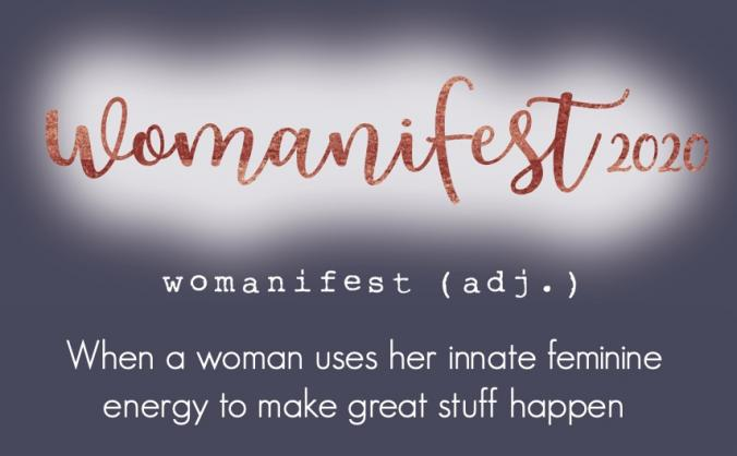 Womanifest - a live event that empowers & educates