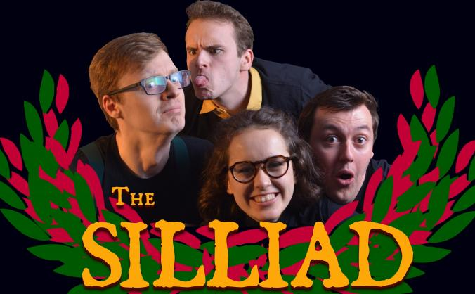 Please Fund Our Stupid Show: The Silliad