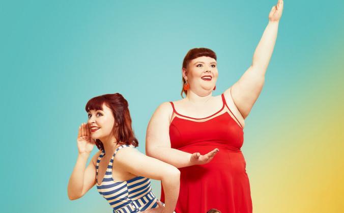 Get Beach Body Ready to Edinburgh Festival Fringe