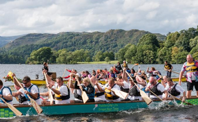 Dragon Boat Race Fundraiser