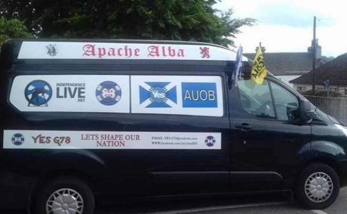Apache Alba Van Repair SOS