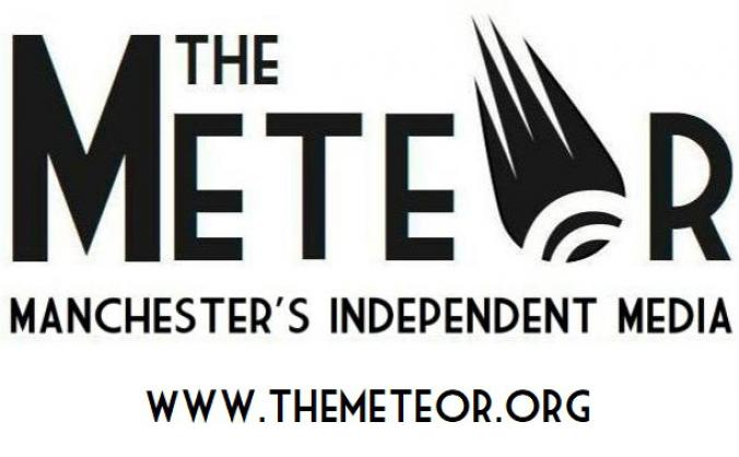 Launch of the Manchester Meteor media co-operative
