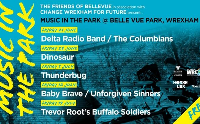 Music in the Park Gigs and Festival Crowdfunder