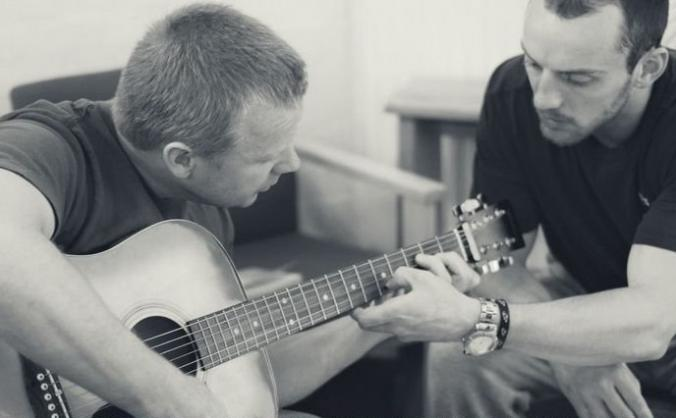 Instruments for HMP Stafford: Guitars Needed!