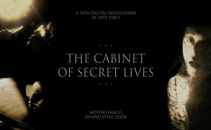The Cabinet of Secret Lives ( A film installation)