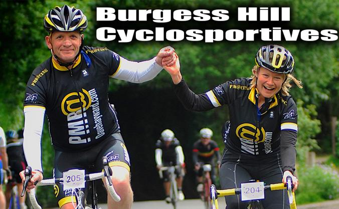 The Burgess Hill 2020 Cyclosportive Series
