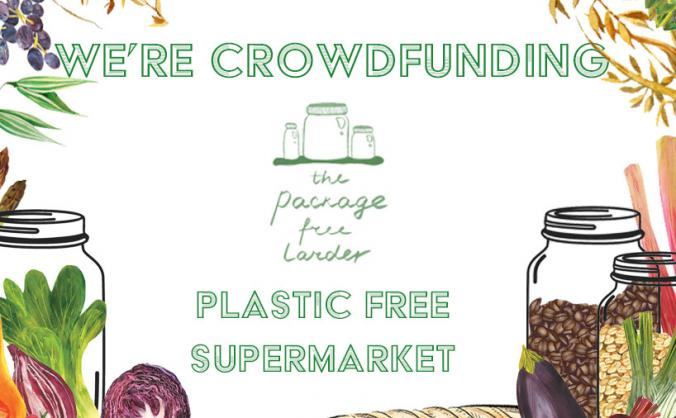 Portsmouth's First Plastic-free Community Shop