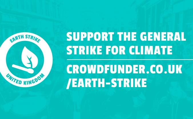 Support the General Strike for Climate!