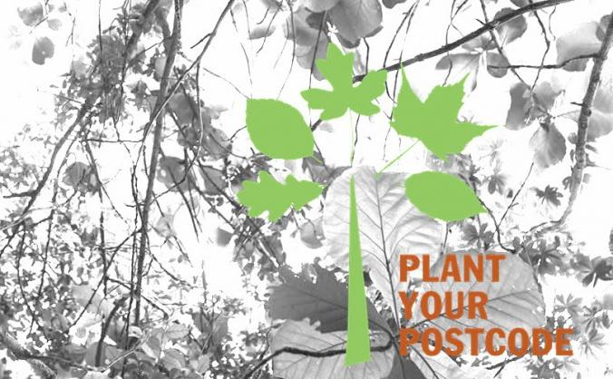 Plant Your Postcode