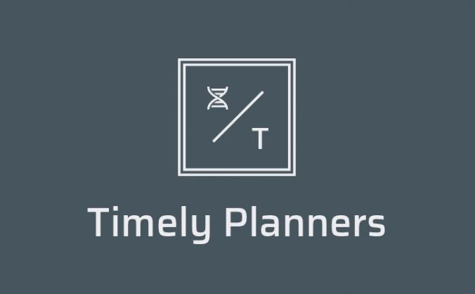 Effective time-saving, stress-relieving Planners