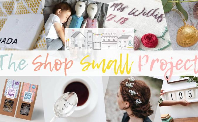 And so to Shop - Shop Small Project