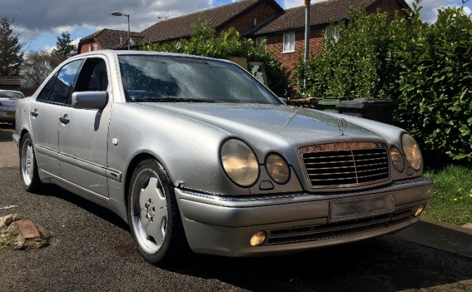 Restoration Project: 1998 Mercedes-Benz E55 AMG