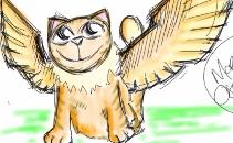 Oscar The Owlycat Kids' Book Funding