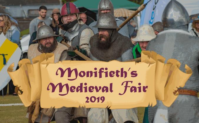 Monifieth Medieval Fair 2019