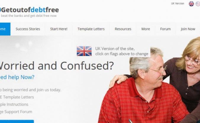 Getoutofdebtfree.org expansion