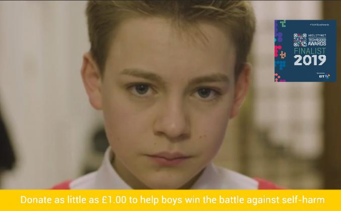 Boys Too: Help us to help boys who self-harm