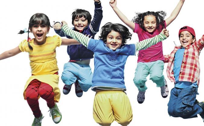 Revitalise the Children