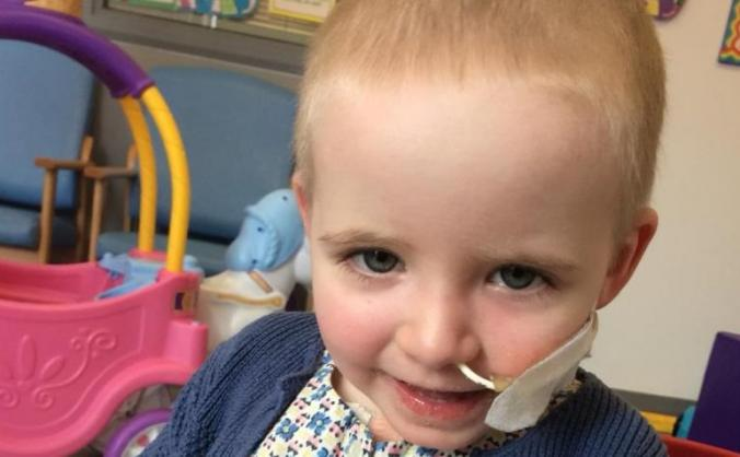 Fundraiser to support Cara and Neuroblastoma UK