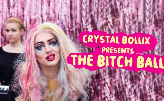 Crystal Bollix presents: The B*tch Ball - EdFringe
