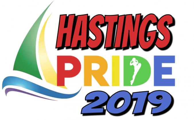 Hastings Pride 2019 Heroes