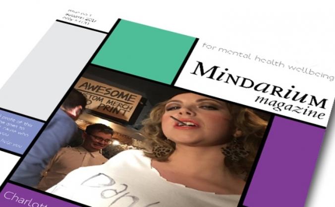 Mindarium Magazine for Mental Health Wellbeing