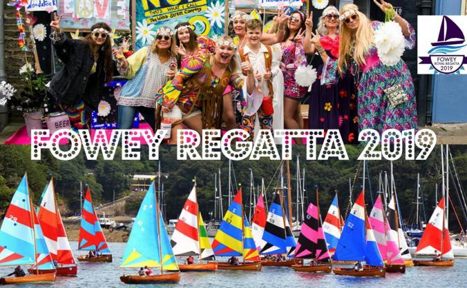 Fowey Royal Regatta 2019