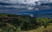 Nancy in Rwanda