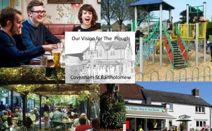 help us save The Plough Inn, Covenham