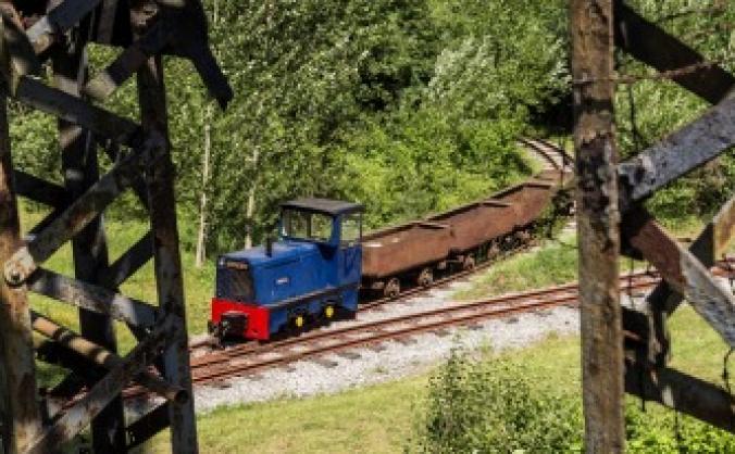 The Lancashire Mining Museum Community Railway