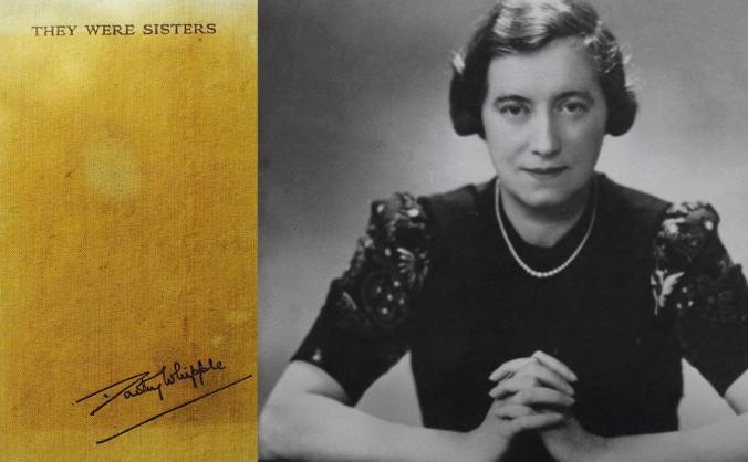 A plaque to remember writer Dorothy Whipple