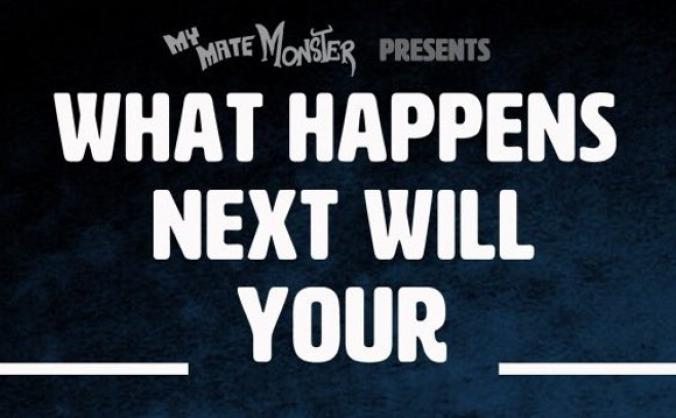 What Happens Next Will...at the White Bear Theatre