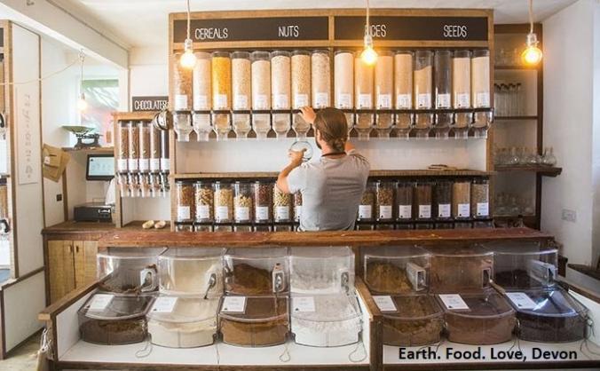 Zero Store - opening in Leamington Autumn 2019