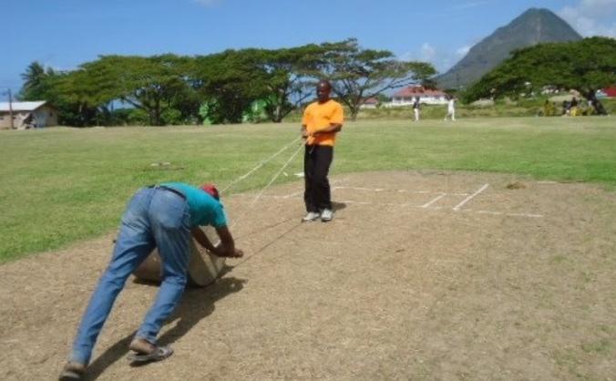 Carnival Cricket Choiseul